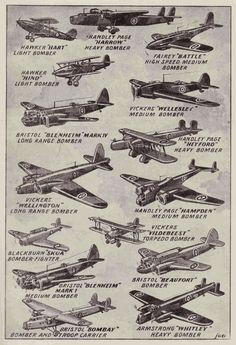 Britains Wonderful Fighting Forces - by Captain Ellison Hawks R. - Odhams Press Ltd Aviation Industry, Aviation Art, Ww2 Aircraft, Military Aircraft, Ww2 Planes, Vintage Airplanes, Aircraft Design, Royal Air Force, Panzer