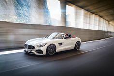 Mercedes-AMG GT Roadster | Heldth