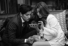 """Ji Chang Wook and Nam Ji Hyun in Suspicious Partner - Episode 1 [Behind-the-Scenes] "" Ji Chang Wook, Kpop, Goblin, Suspicious Partner Kdrama, W Two Worlds, Weightlifting Fairy Kim Bok Joo, Romance, Korean Star, Best Couple"