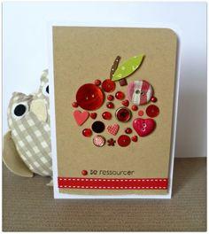 Carte pomme