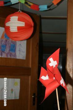 Nationalfeiertag, 1. August Kindergarten, Blog, Paper, Home Decor, Switzerland, Exercises, National Day Holiday, Summer, Deco