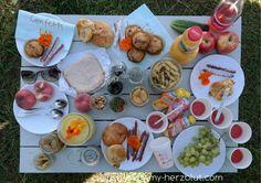 Picknick am Walchensee - in der bayerischen Karibik... Tipps und Rezepte jetzt auf dem Blog!
