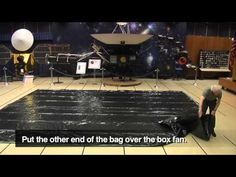 Space Exploration  - DIY Inflatable Planetarium - Creating Stories in the Sky - YouTube