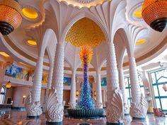 Hotel Atlantis Lobby - Dubai
