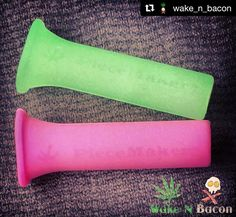 @wake_n_bacon  #krutch New Silicone Tips! Pretty Rad. Green glows in the Dark. _______________________________ Blaze YOUR own trail.  Tag us in your picture and we will give you a shoutout #PieceMakerGear.com #blazeyourowntrail #byot #nimbin #stonersloth #mardigrass #thekerser #australia #surfersparadise #surfing #byronbay #kerser #coffsharbour #sydney #melbourne #canberra #itsaclipper #queensland #brisbane #bondi #goldcoast #backpacker #bong #mullumbimby #fortayatlarge #420 #siliconebong…