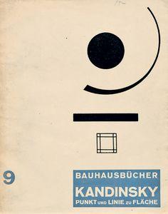 Bauhausbücher – WassilyKandinsky, 1926