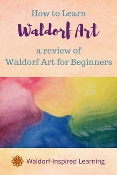 Wondering how to Learn Waldorf art? This online course, Waldorf Art for Beginners, covers the basics of the 3 essential skills: crayon drawing, watercolor painting, and chalkboard drawing. Perfect for Waldorf homeschoolers so you can bring these arts to y Crayon Drawings, Chalk Drawings, Crayon Art, Crayon Crafts, Art Education Resources, Science Education, Physical Education, Chalkboard Drawings, Inspired Learning