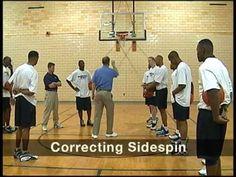 Correcting Basketball Shooting Errors