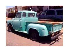 1954 Chevrolet C 1b6 Pickup