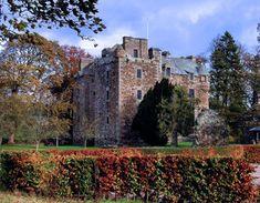 Elcho Castle - beautiful castle where one of my friends got wed :)