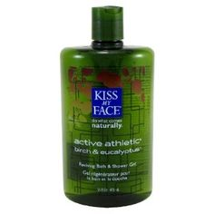 Kiss My Face Moisturizer Bath Active Muscle Relaxant - kiss my body kiss my face