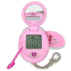 "Girlz Connect LocketPal - Pink by Bandai. $14.95. From the Manufacturer                LocketPal is the essential ""on the go"" toy for young girls today. Including both organization features as well as ""girls only"" features, it's the perfect accessory for today's hip, socially conscious, and popular girl. Notes: This item is only available to ship to addresses in the USA and Canada. Bandai America requires that this item ships only to North America. Orders & Preorders wit..."
