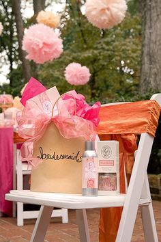 Cute Wedding Gift Bag Ideas : Day Gifts, Invites, & Thank Yous! on Pinterest Wedding Welcome Bag...