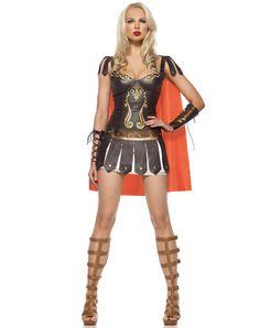 Warrior Princess Adult Womens Costume