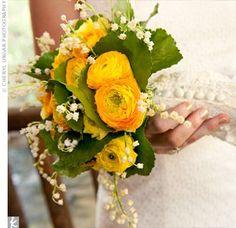 Heirloom Bridal Bouquet