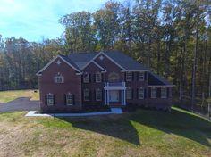 New Home Build- Custom Built 5 Bedroom 5 Bath home on a beautiful 5 acre lot in Fairfax Station Va $1,050,000