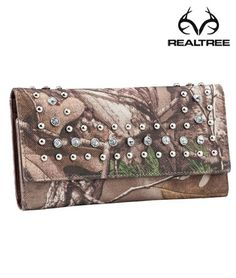#NEW Realtree Xtra Camo Diamonds Wallet  #realtreextra #camowallets
