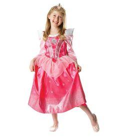 Costum Disney Printesa Aurora pentru copii