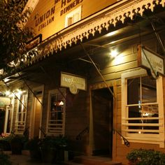 Union Hotel Restaurant In Occidental Ca