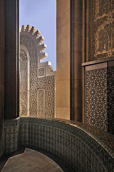 Mosquee, Casablanca, Morocco