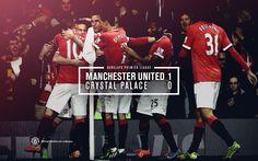 Manchester United Vs Palace 2014-2013 season