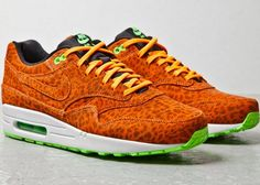 4c681ca92 Latest Shoes 2016 for Sale - Cheap Nike Air Huarache   Nike Air Max 1  Running Shoes Cheap Shoes For Sale Nike Air Max 1 FB Orange Leopard Sale -