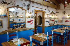 Ristorante di pesce La Passera di Mare a Firenze www.passeradimare.it