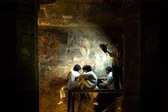 Ajanta dipinta - News Art - Notizie dal mondo dell'arte