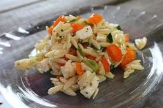 Kritharaki - Salat, ein leckeres Rezept aus der Kategorie Pasta. Bewertungen: 136. Durchschnitt: Ø 4,4.