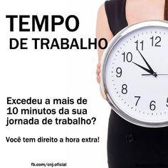 #Tempo #Trabalho #Profissional #Jornadadetrabalho   Fonte: Conselho Nacional de Justiça (CNJ)