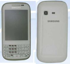 Samsung GT-B5330, gama media-baja con teclado  http://www.xatakandroid.com/p/85625