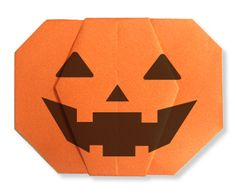 Go Origami this Halloween » Curbly | DIY Design Community