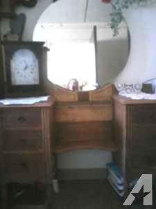 old antique vanity - $30 (superior)