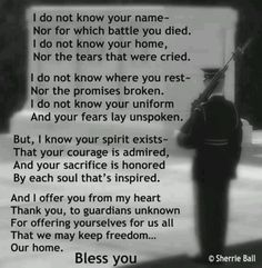 We unite under faith and the relentless pursuit of freedom and preserving the memories of the heroes before us. RIP brothers and sisters! Military Quotes, Military Life, Army Life, Military Veterans, Military Personnel, Military Salute, Military History, Military Honors, Army Quotes