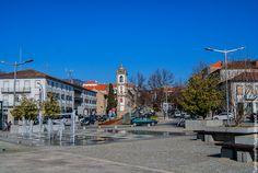 Introducción a Vila Real ~ Turismo en Portugal