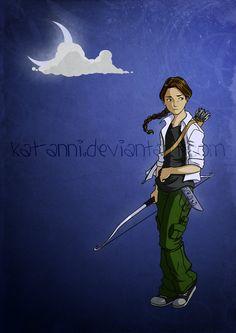 Bianca Di Angelo Daughter Of Hades, Hunter Of Artemis