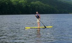 New to Shawnee River Trips' offerings, stand-up paddleboarding makes its way to the Pocono Mountains! Originally used as a means of transportation from island to island in Hawaii, stand-up paddleboarding has quickly become popular in the United States... Check this watersport off your bucket list! #PoconoMtns
