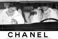 Anuncio Chanel años 90/Linda Evangelista