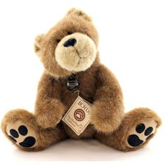 Boyds Bears Plush Bubba Ray Teddy Bear Height: 14 Inches Material: Fabric Type: Teddy Bear Brand: Boyds Bears Plush Item Number: Boyds Bears Plush 200590 Catalog ID: 2419 New With Hangtag. Teddy Bear Hug, Cute Teddy Bears, Tatty Teddy, Polar Bear, National Teddy Bear Day, Dont Feed The Bears, Boyds Bears, Love Bear, Item Number