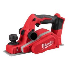 Milwaukee M18 3-1/4 in. Cordless Planer (Tool-Only)-2623-20 - The Home Depot
