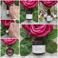 Hands up who loves #EvolveOrganicBeauty products? I do! In my latest post I (first impression) review Evolve 360 Eye  Lip Contour, Radiant Glow Mask  Lip Treat. Love what I have tried so far. . . #greenbeauty #greenbeautyblogger #greenlifeindublin #evolveorganicbeautyreview