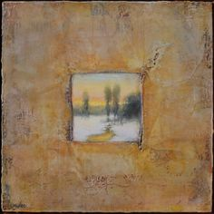 Encaustic & Mixed Media