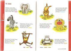 Zuzana Pospíšilová Pojďte si hrát s hadankami. Exotic Pets, Exotic Animals, Kids And Parenting, Safari, Zoo, Montessori, Education, Africa, Unusual Pets
