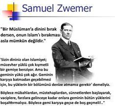 Misyoner, Papaz Samuel Zwemer'den Müslümanları dinden koparmanın taktiği   Belgelerle Gerçek Tarih