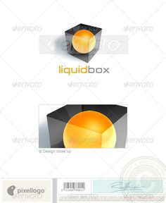 Technology Logo 3D190 — Photoshop PSD #network #sphere • Available here → https://graphicriver.net/item/technology-logo-3d190/496898?ref=pxcr