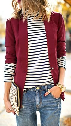business casual blazers best outfits - Find more ideas at business-casualforwomen.com