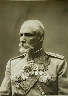 29. Портрет генерала от инфантерии Е.А.Радкевича