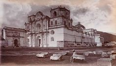 Iglesia La Merced 9a avenida zona 1, Guatemala