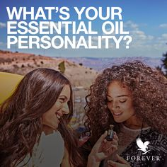 What's your #ForeverEssentialOils personality? Take the quiz: http://foreverliving.com/page/news/blog/essential-oil-quiz