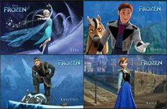 ~~Frozen~~